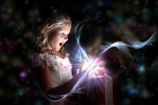 Волшебные подарки для детей на новый год