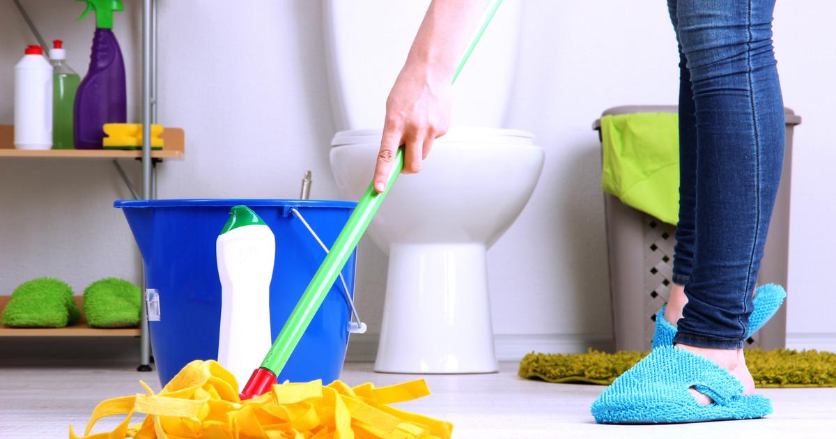Уборка комнаты поэтапно
