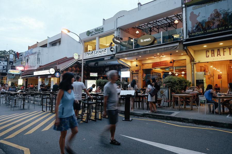 Thai Restaurant Holland Village