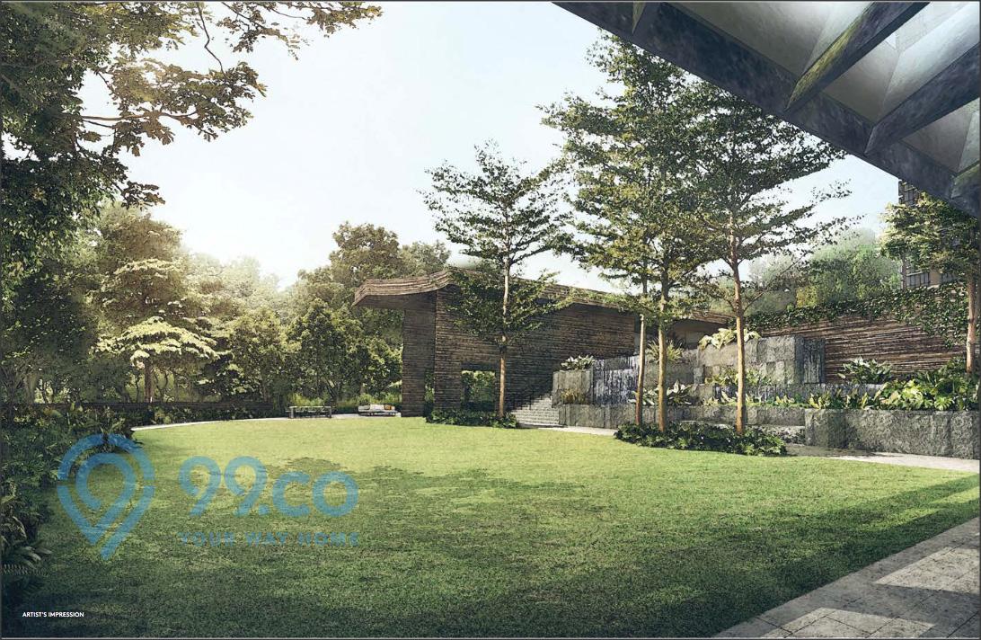 martin modern lawn