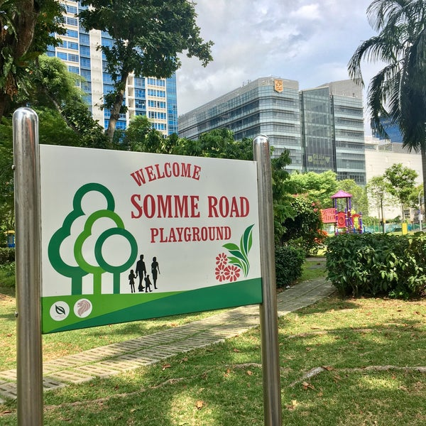 Somme Road Playground