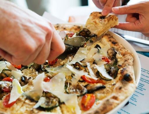 Plank Pizza Sourdough
