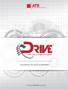 ATS DRIVE - MRO Asset Management Solution Brochure