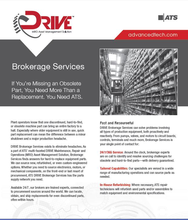 ATS Drive Brokerage Services