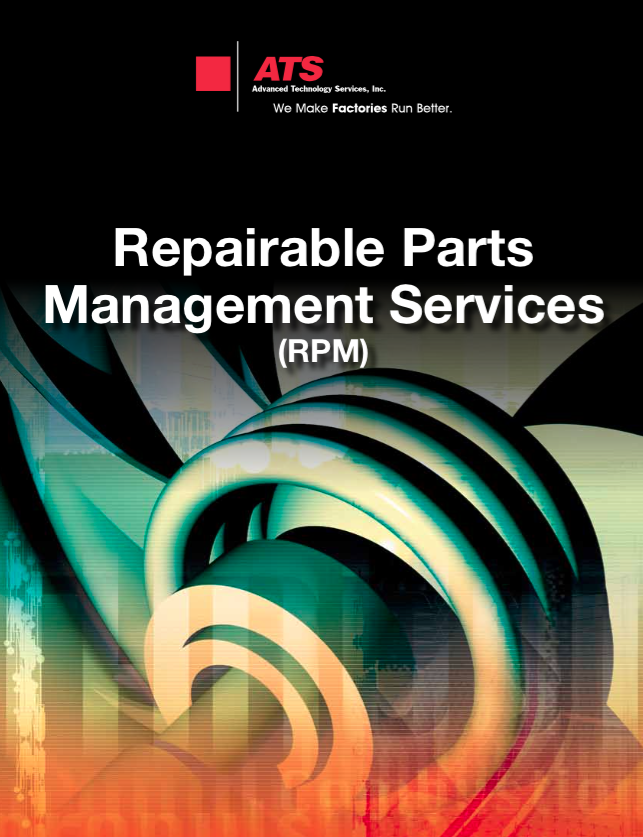 Repairable Parts Management brochure