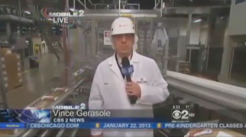 CBS features ATS at World's Finest Chocolate