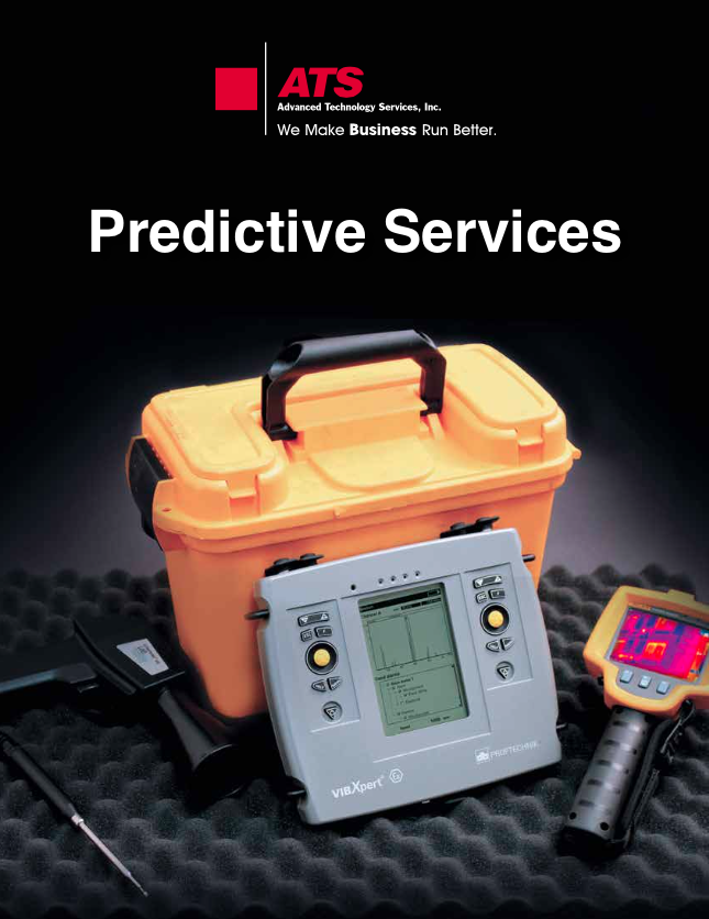 Predictive Services brochure