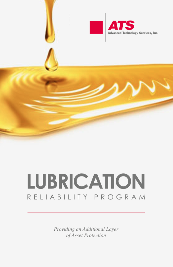 Lubrication Services brochure