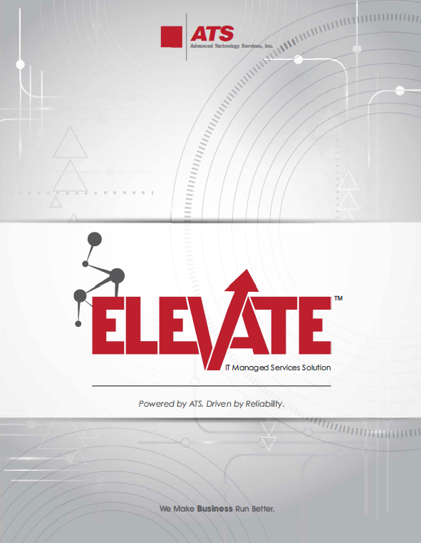 ATS ELEVATE - IT Managed Services Brochure