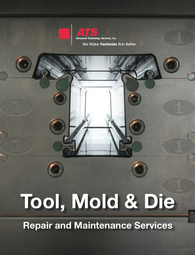 Tool, Mold and Die Services brochure