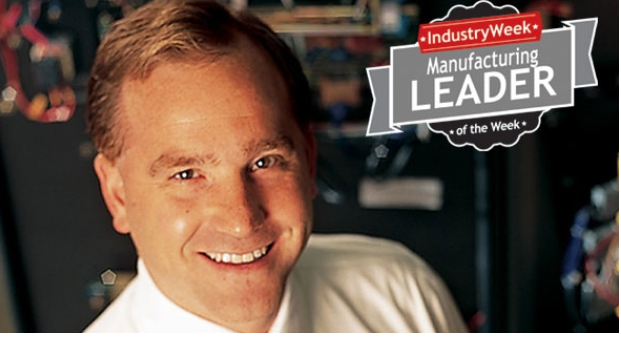ATS CEO Jeff Owens Named Manufacturing Leader of the Week