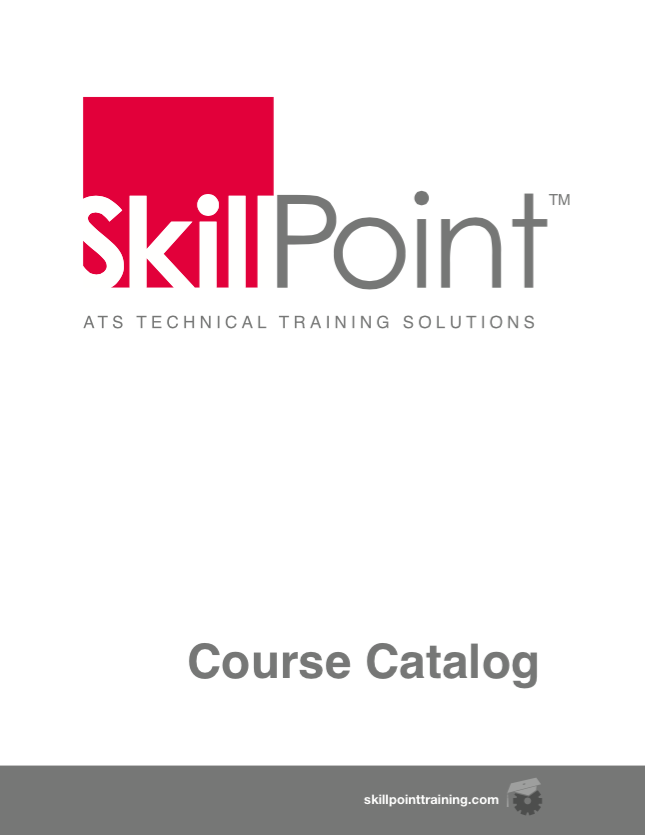 SkillPoint Technical Training Course Catalog