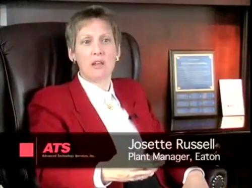 Eaton Testimonial - Plant Manager Josette Russell