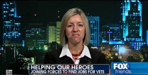 ATS Talks Hiring Veterans on Fox News