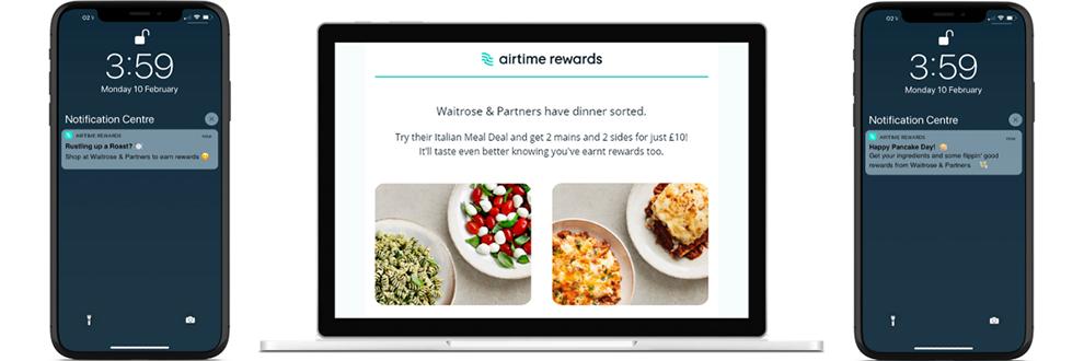 Waitrose & Partners marketing examples