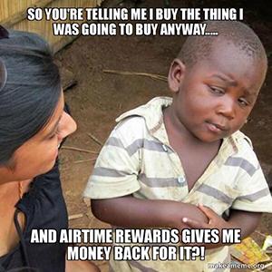 Save Money Airtime Rewards