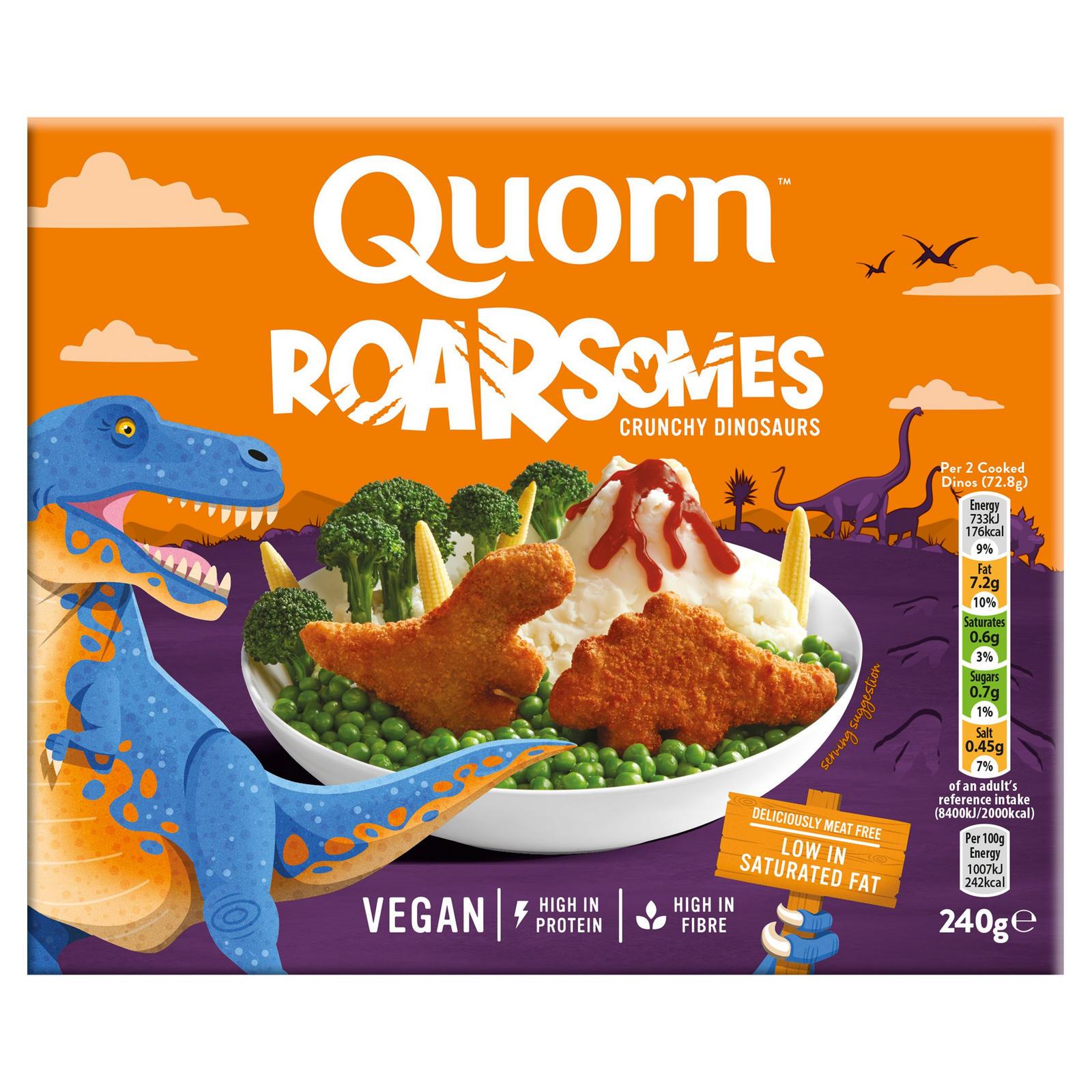quorn roarsomes