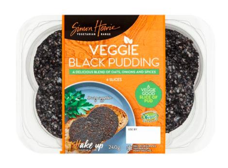 veggie black pudding
