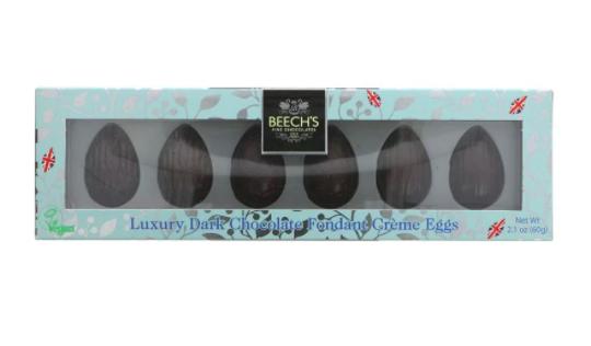Beech's creme egg