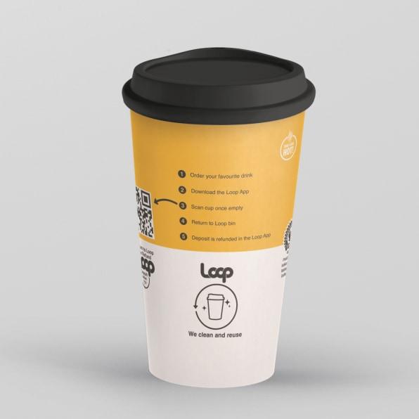 loop cup