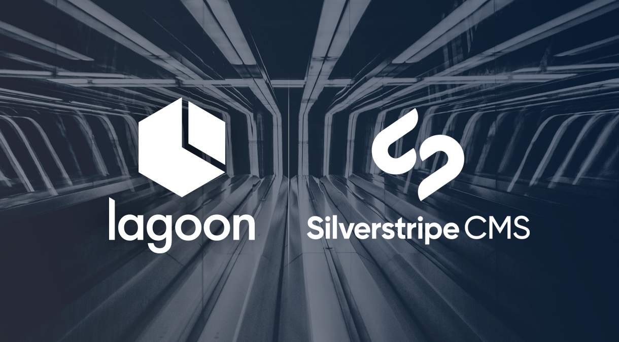 Lagoon and Silverstripe CMS blog article
