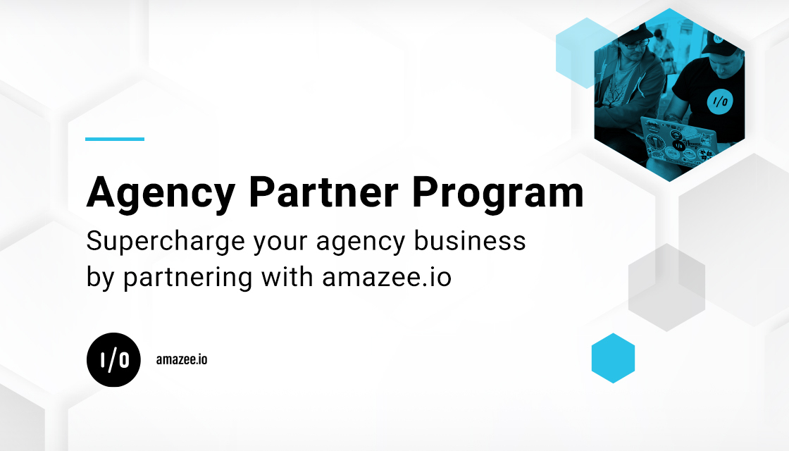 Agency Partner Program. Supercharge your agency business by partnering with amazee.io