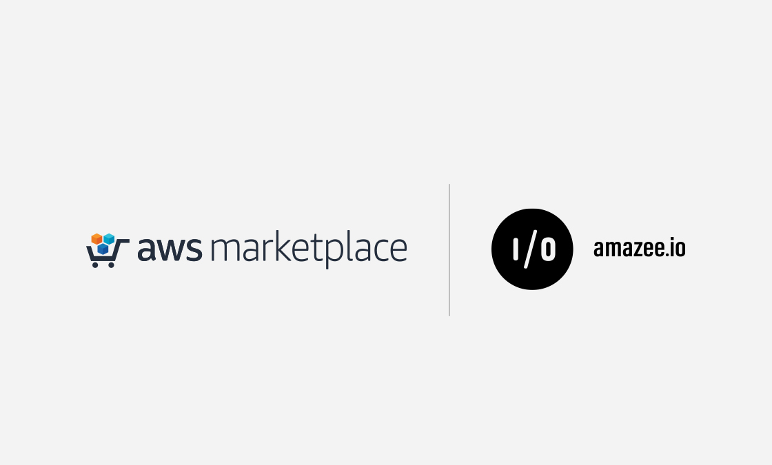aws marketplace and amazee.io