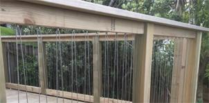 Timber Infill System