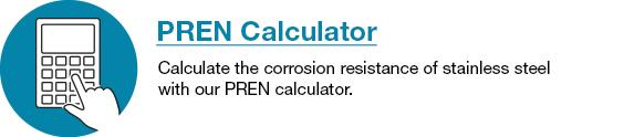 Stainless Steel PREN Calculator