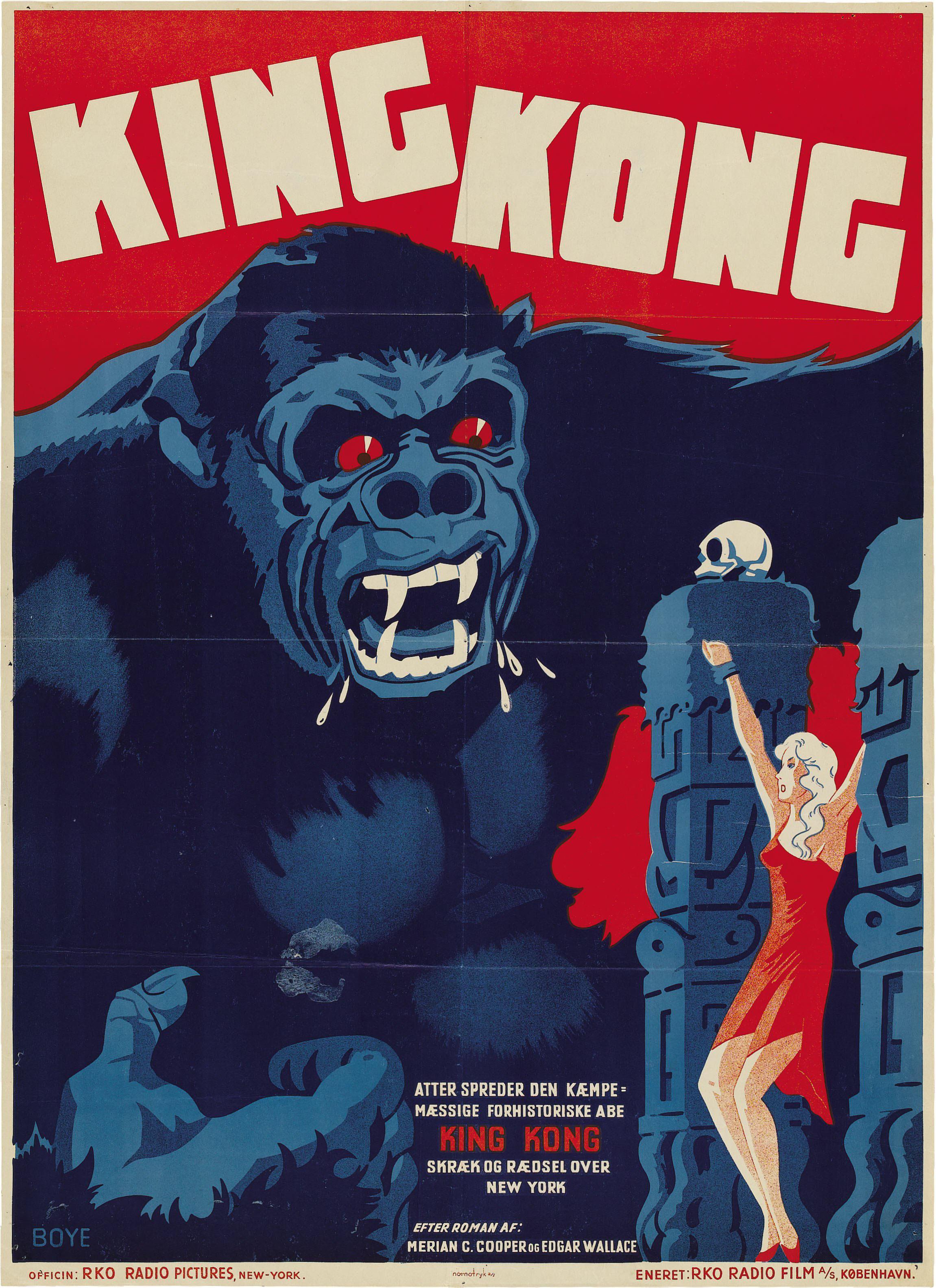 Le symbole de King Kong