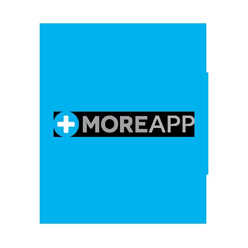 Avisi - Technisch partner van MoreApp expertise logo