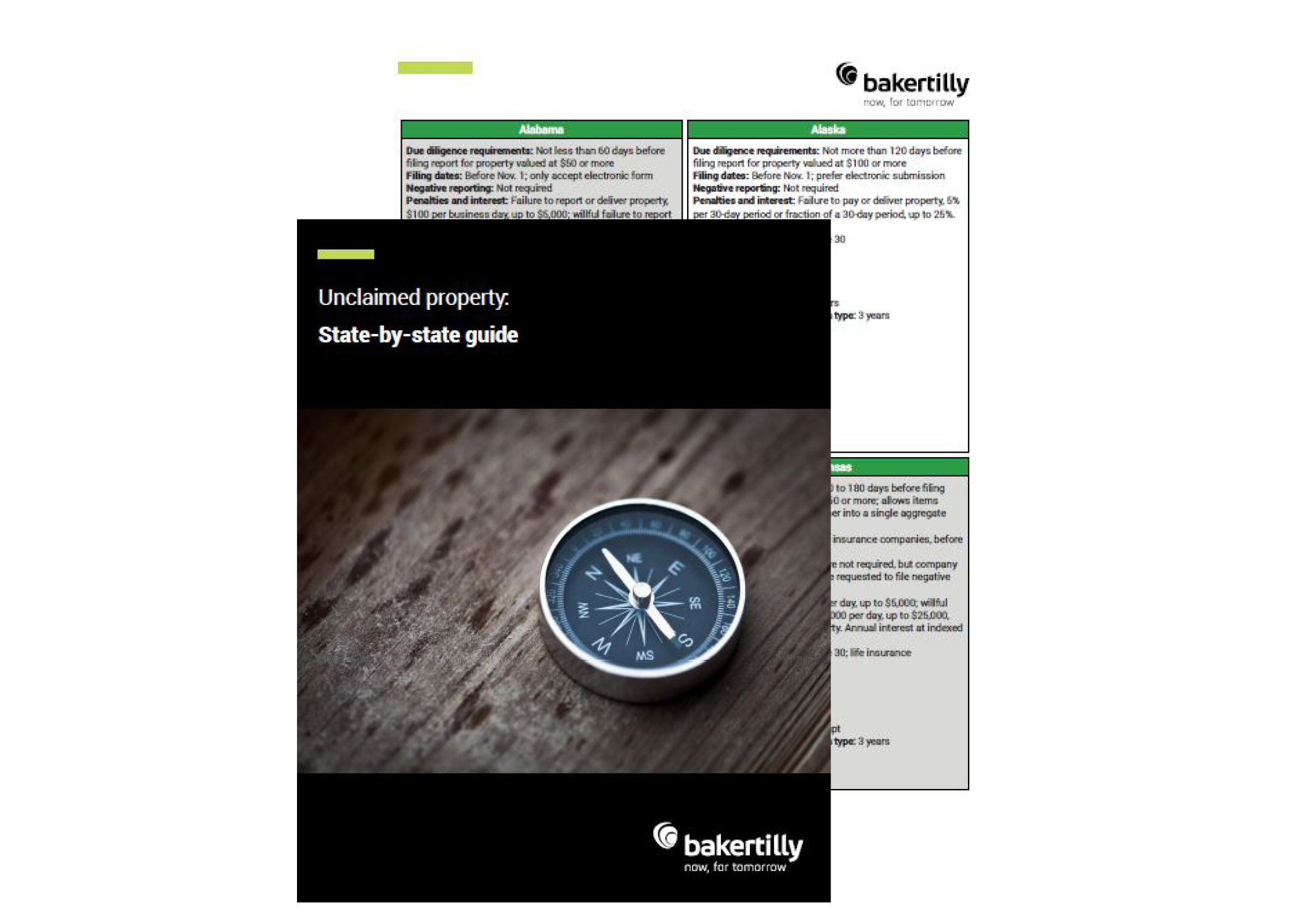 unclaimed property state guide