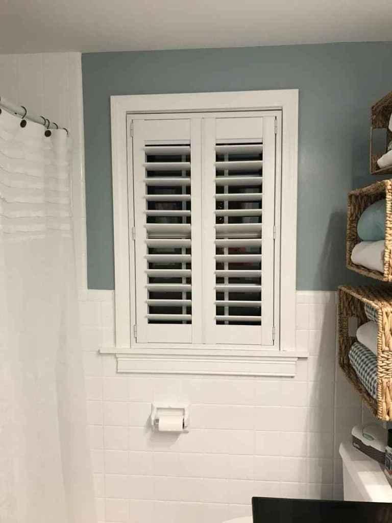Bathroom Window Treatments The Blinds Com Blog