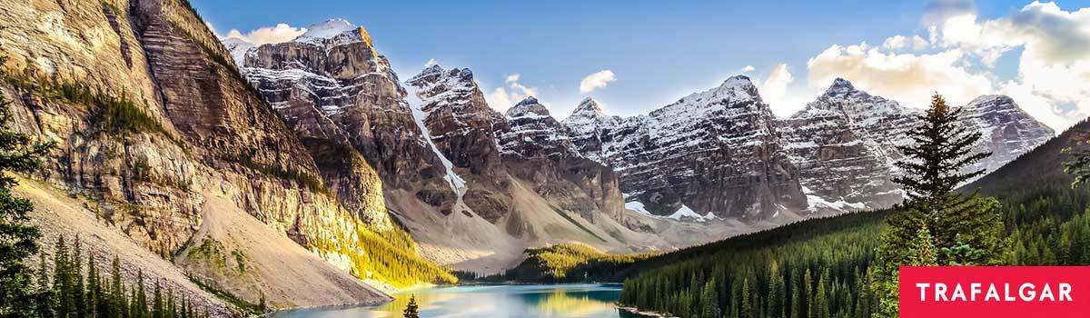Trafalgar Canada's Rockies