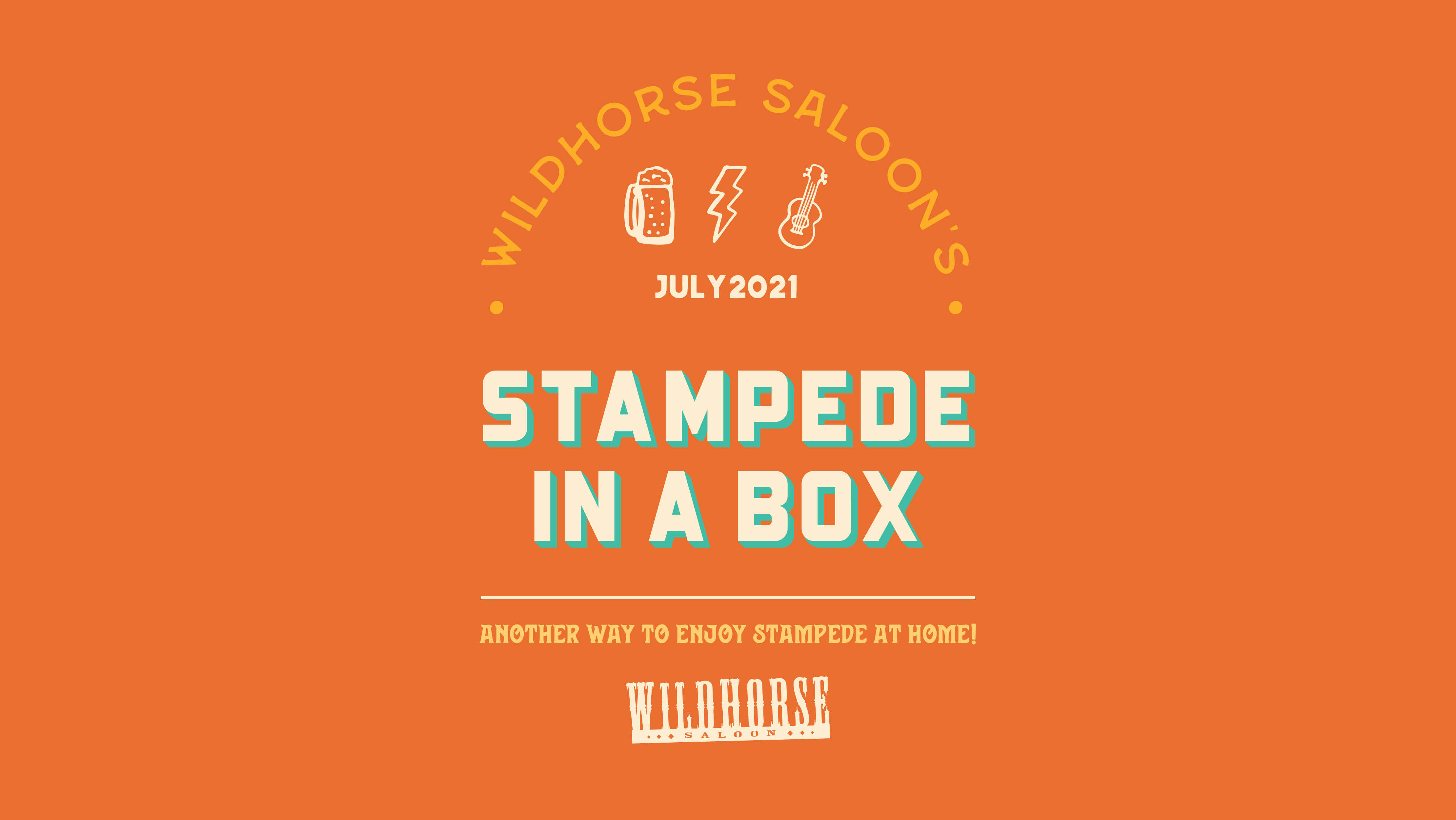 Stampede in a Box with Concorde Group