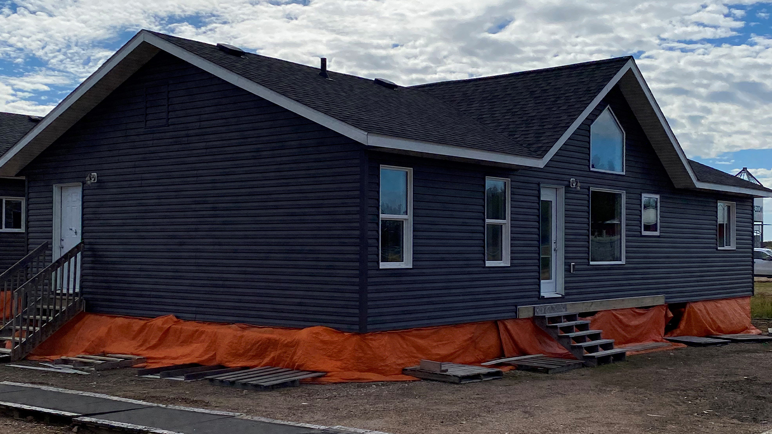 Home in Cold Lake: Cenovus Indigenous Housing Initiative