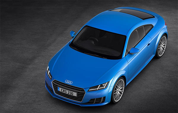 2014 Audi TT: UK prices and specifications | carwow
