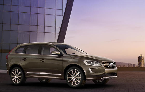 volvo xc60 dimensions uk exterior and interior sizes carwow. Black Bedroom Furniture Sets. Home Design Ideas
