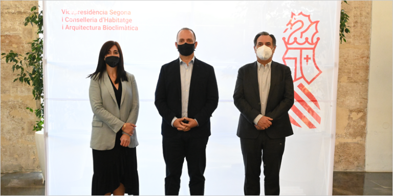 Generalitat Valenciana presenta la Manifestación de Interés de la Construcción Circular