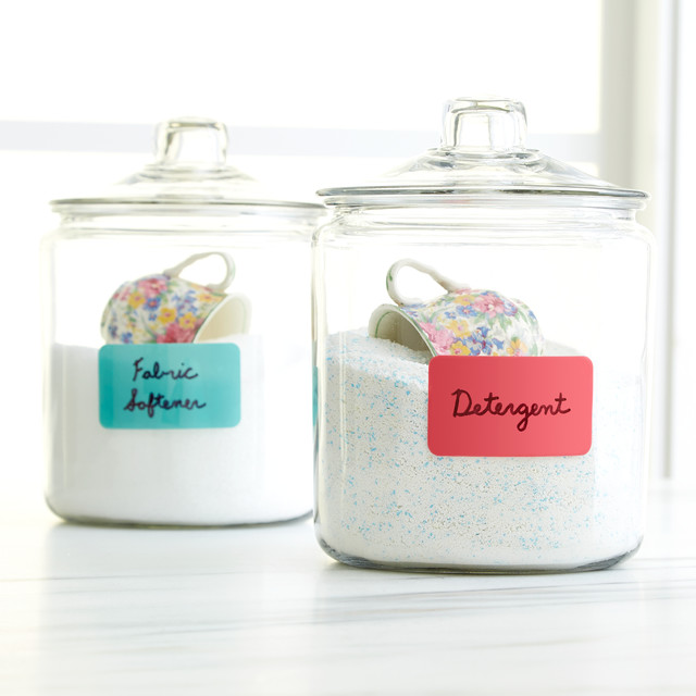 laundry organisation and storage tips dispensers and containers