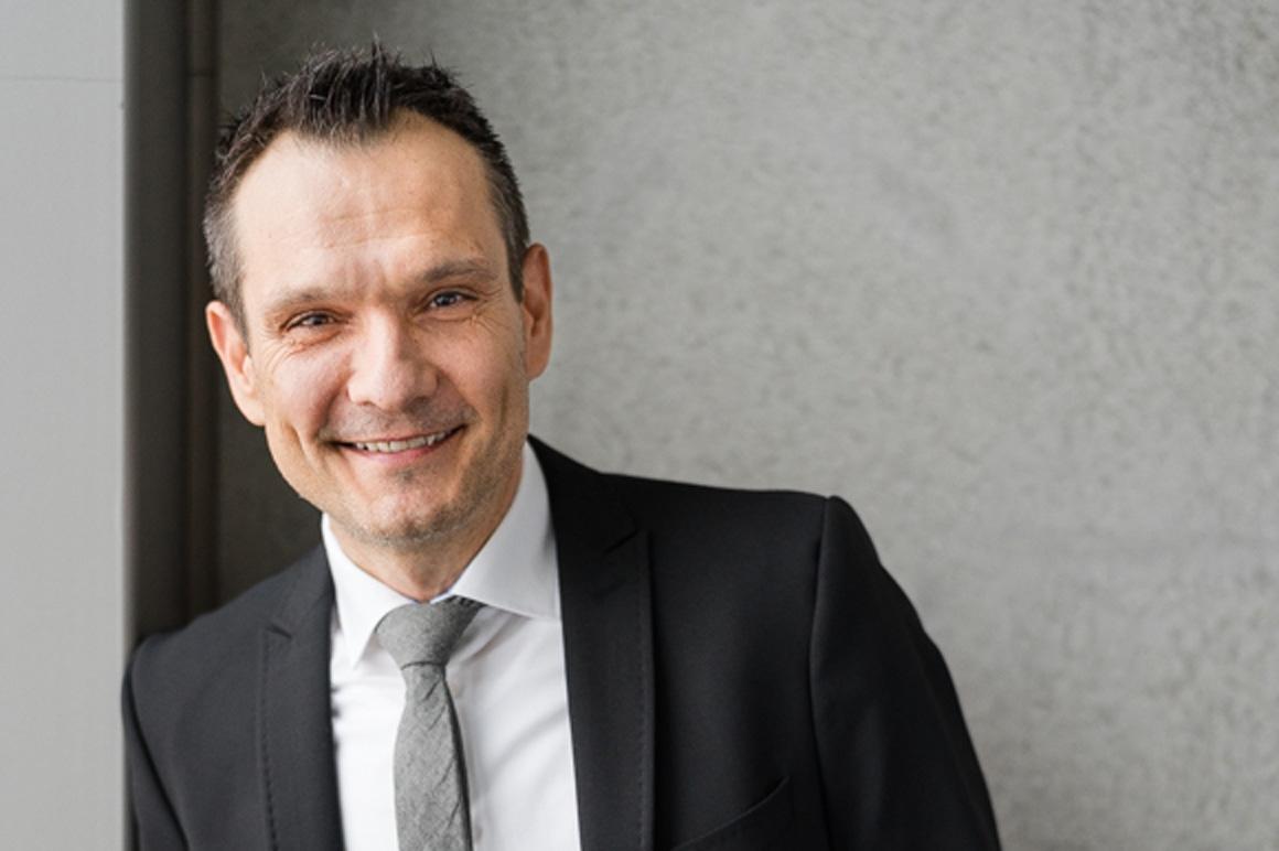 Daniel Joost ist Leiter HR Beratung & Rekrutierung bei Wincasa (Quelle: Clara Tuma)