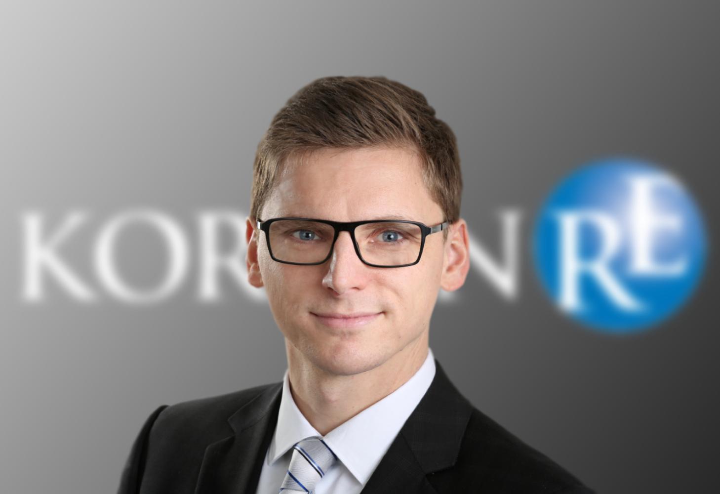 Sven Siegin, Head of Risk Management and Compliance bei Korean Re Switzerland, war bei der Einführung der E-Signatur federführend (Quelle: Korean Reinsurance Switzerland AG)