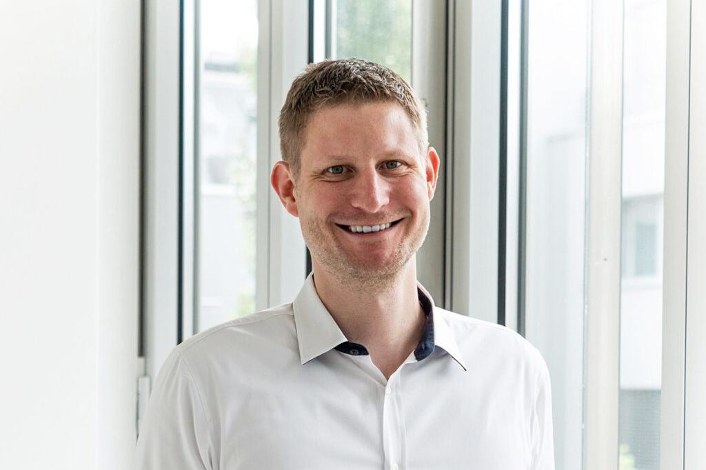 Simon Wehrli, CTO, Twint (Quelle: Twint)