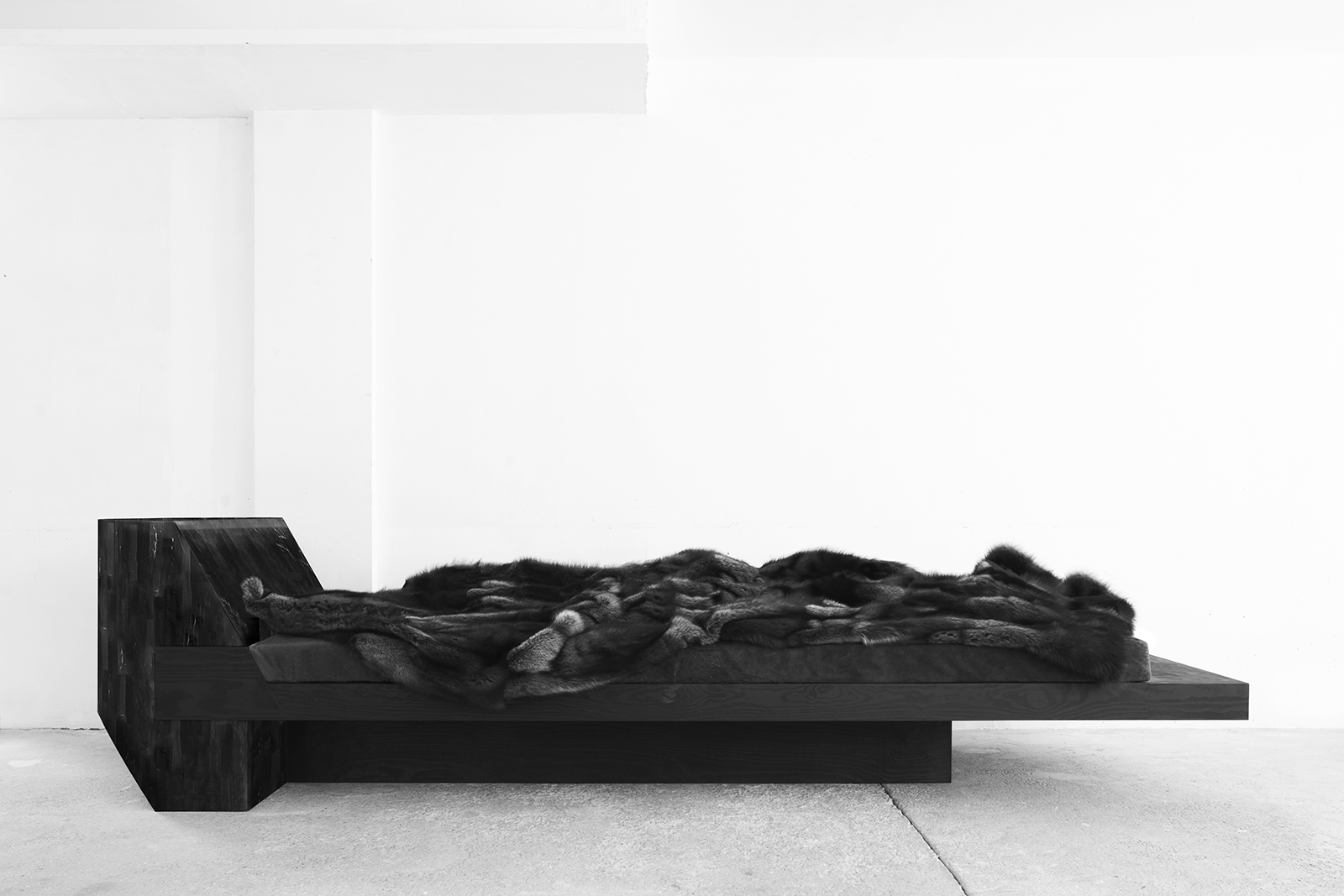 Rick Owens Furniture: Day Bed