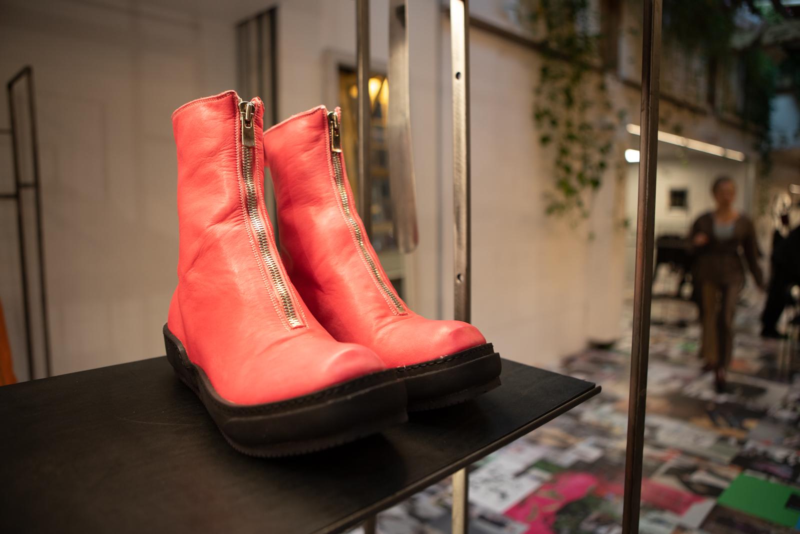 Guidi PLS Sneakers in Pink FW20