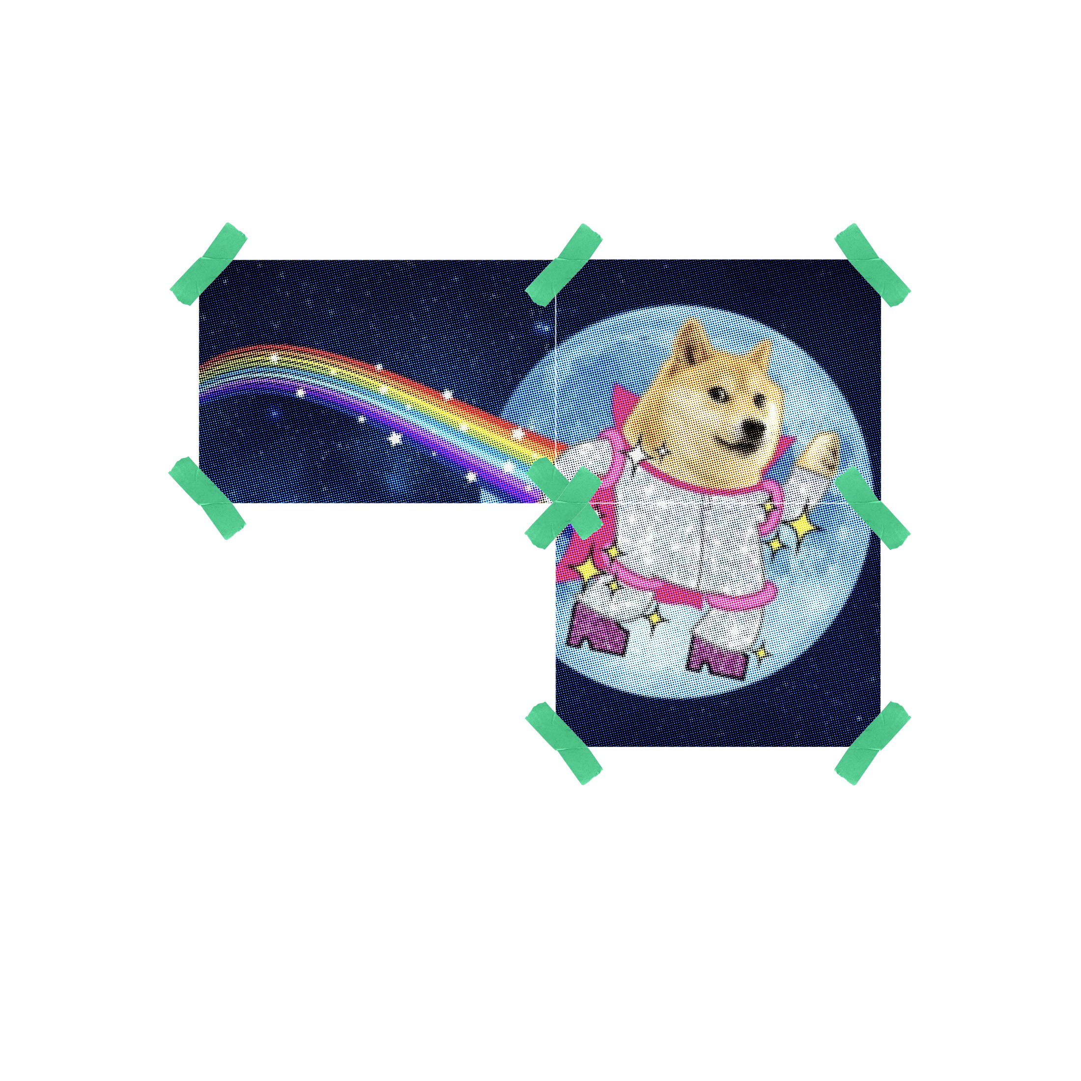 Interstellar Doge Disco Launches in Augmented Reality