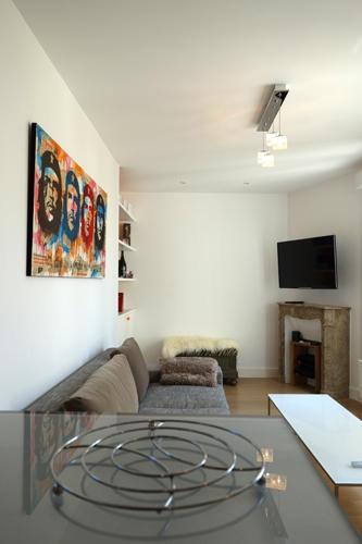 Design Singulier, Architecture d'intérieur, verre gris