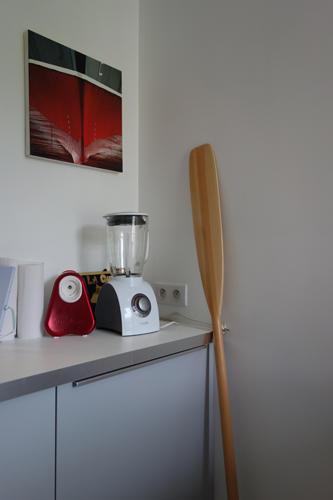 Design Singulier, Architecture d'intérieur, cuisine bateau