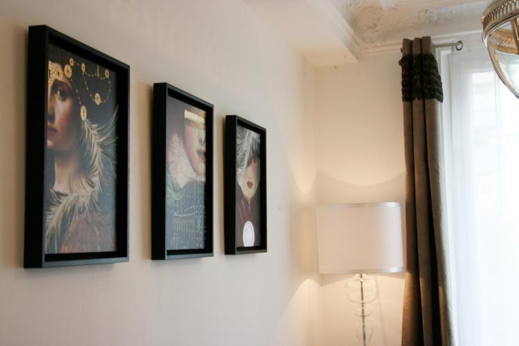 Design Singulier, Architecture d'intérieur, tableaux