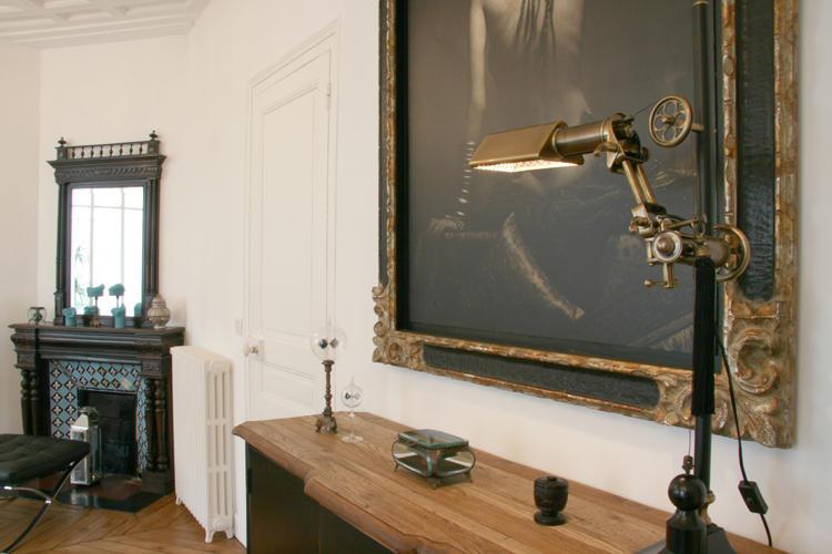 Design Singulier, Architecture d'intérieur, lampe industrielle